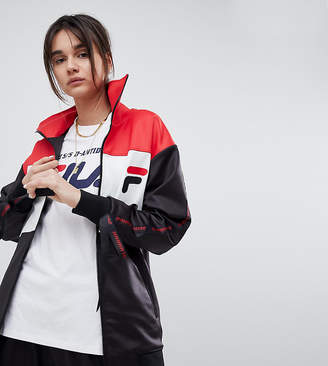 Fila D-Antidote x Track Jacket With Taping