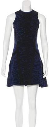 Ohne Titel Silk Printed Dress