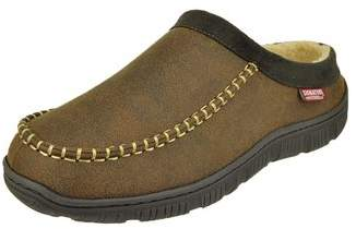 LEVI SIGNATURE Signature by Levi Strauss & Co Men's Aviator Clog Slipper