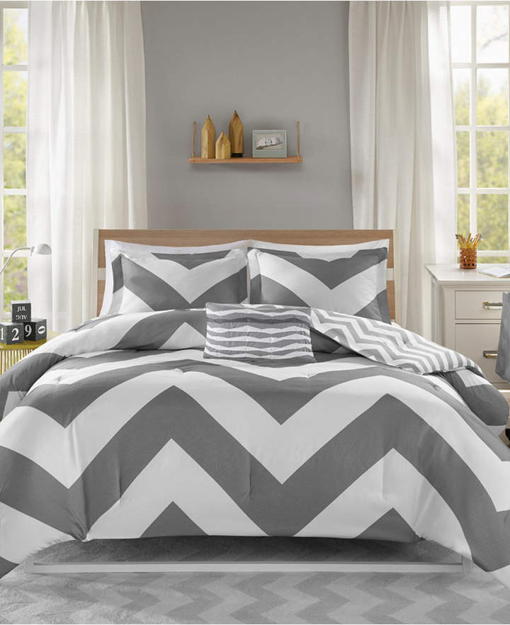 Mi Zone Libra Reversible 3-Pc. Twin/Twin Xl Comforter Set Bedding