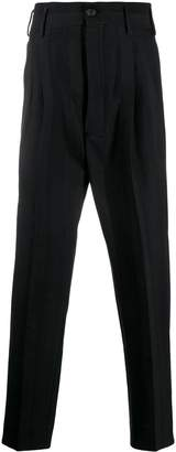 Vivienne Westwood striped pattern tapered trousers