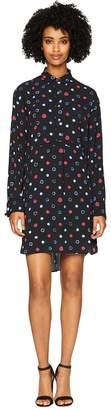 Paul Smith Polka Dot Shirtdress Women's Dress