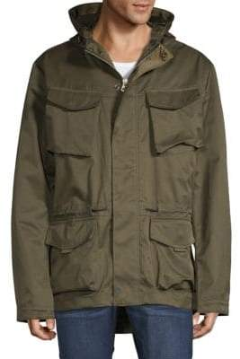 Scotch & Soda Technica Hooded Jacket
