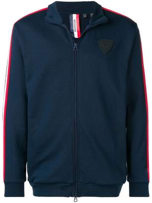 Rossignol zipped-up cardigan