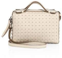 Tod's Gommino Mini Studded Leather Bag
