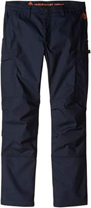 Justin FR Men's Big and Tall Flame Resistant Performance Fit Ripstop Low-Profile Cargo Pant