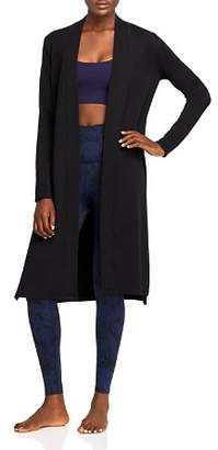 Beyond Yoga Side-Slit Duster Cardigan