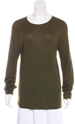 Denis Colomb Silk and Cashmere-Blend Sweater