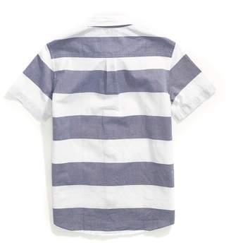 Tommy Hilfiger Short Sleeve Bold Stripe Shirt