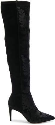 Alexandre Birman Velvet Regina Boots