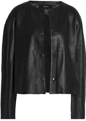 J Brand Cecilia Leather Jacket