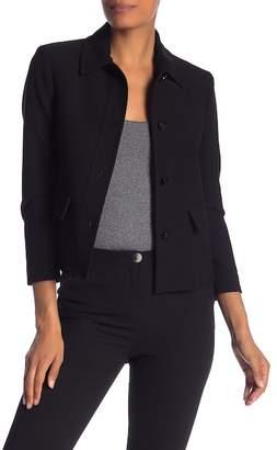 BOSS Juriona Button Front Blazer