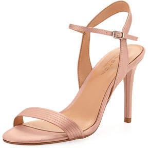 Halston Winnie Leather Sandal