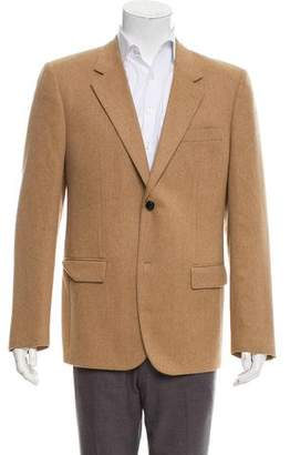 Marc Jacobs Camel Two-Button Blazer