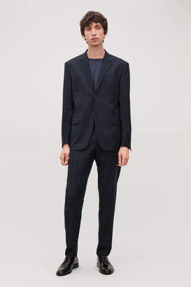 Cos REGULAR-FIT WOOL BLAZER