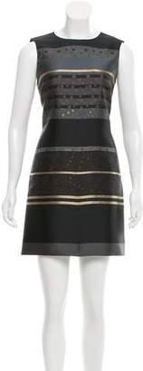Victoria Beckham Victoria, Brocade Mini Dress