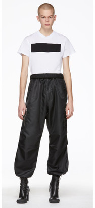 Random Identities Black Berlin Baggies Cargo Pants