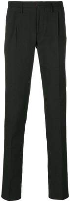 Incotex slim fit tailored trousers