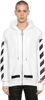 Stripes & Arrows Hooded Sweatshirt $554 thestylecure.com