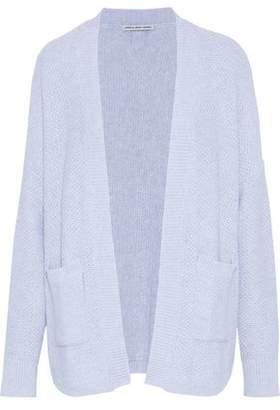 Autumn Cashmere Cotton By Basketweave Cotton Cardigan