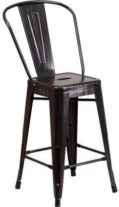 "Trent Austin Design Dovercliff 24"" Bar Stool"