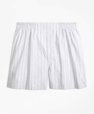 Brooks Brothers Traditional Fit BB#1 Stripe Boxers