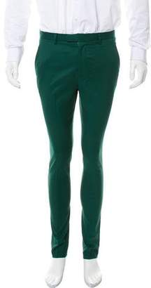 Gucci 2015 Web-Trimmed Pants