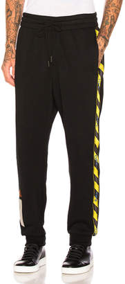 Off-White Side Tape Sweatpants