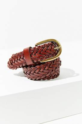Urban Outfitters Classic Braided Belt