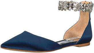Badgley Mischka Women's Morgen Mary Jane Flat