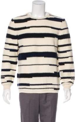 Yigal Azrouel Wool Crew Neck Sweater