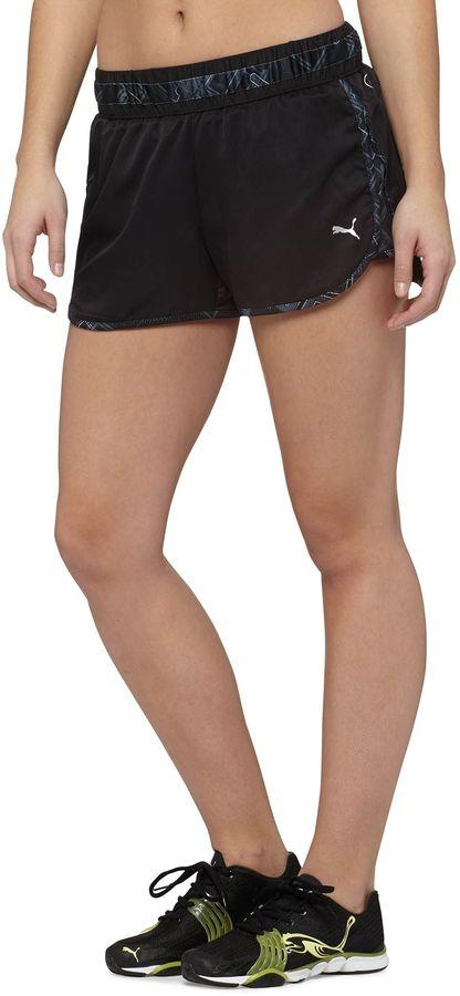 Puma Gym Woven Shorts (Regular Fit)