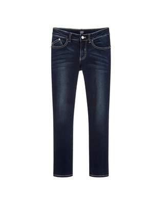 Armani Junior Slim Fit Classic Logo Jeans