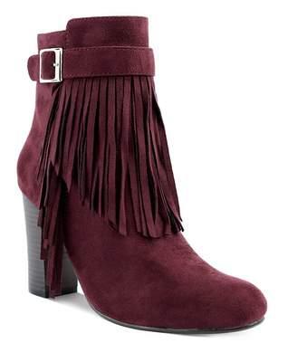 Olivia Miller Wakefield Women's High Heel Ankle Boots