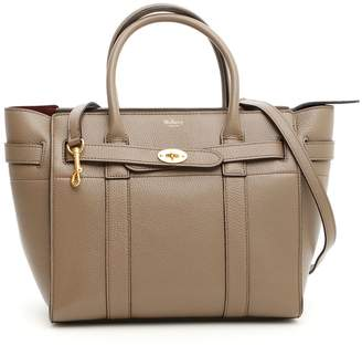 Mulberry Zipped Bayswater Small Bag