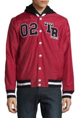 True Religion Tiger Varsity Jacket