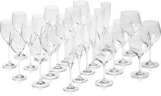 Villeroy & Boch Maxima Set of 24 Crystal Stemware, Service for 6