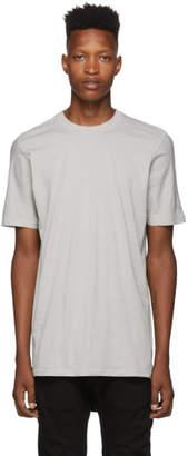 11 By Boris Bidjan Saberi Grey Lightweight T-Shirt