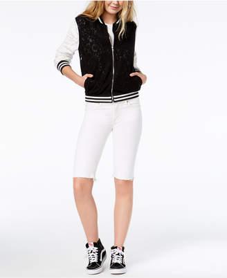Hudson Amelia Bermuda Shorts