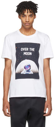 Valentino White Over the Moon T-Shirt