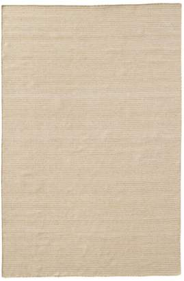 L.L. Bean L.L.Bean Indoor/Outdoor Pencil Stripe Rug, Neutral