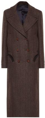 BLAZÉ MILANO Lady Anne wool coat
