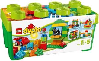 Lego DUPLO BRIQUES DUPLO Large Flower Garden Box 10572