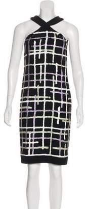 Chanel Tweed Sheath Dress