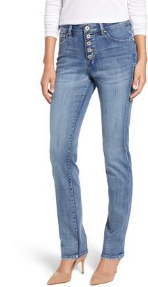 Jag Jeans Gwen High Waist Straight Leg Jeans