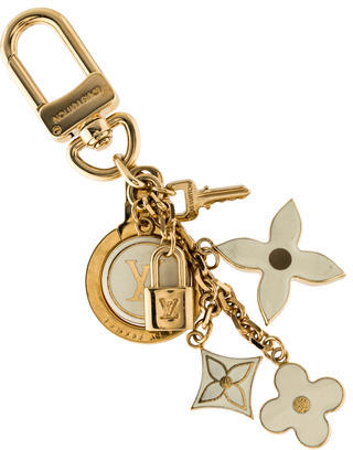 Louis VuittonLouis Vuitton Fleur Bag Charm