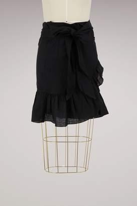 Etoile Isabel Marant Linen Tempster skirt