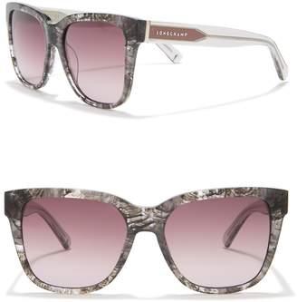 a6286df90997 Longchamp Gray Women's Sunglasses - ShopStyle