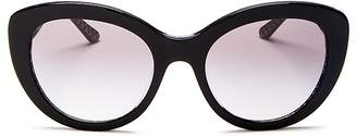 Tory Burch Cat Eye Sunglasses, 55mm