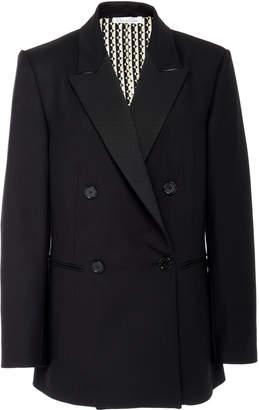 Oscar de la Renta Tailored Fit Blazer Jacket